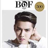 又拿首位!吴亦凡成首个登上BoF单人封面的亚洲艺人