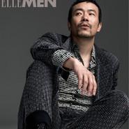 廖凡登ELLEMEN8月刊封面