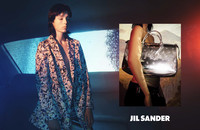 JIL SANDER  2014春夏系列广告宣传片