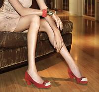 百丽 高跟鞋配色搭配