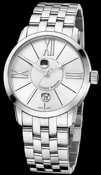 雅典Ulysse Nardin高端成功男士机械手表