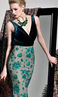 欧时力 时尚成衣套装时尚大片