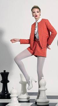 欧时力黑白美学经典时尚大片