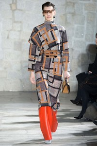 Loewe 2015秋冬巴黎时装周秀场
