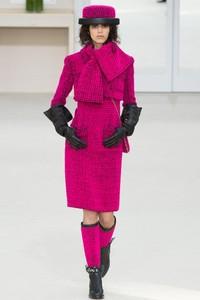 Chanel 2016秋冬时装秀