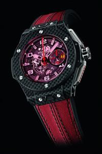 宇舶法拉利红色魔力BIG BANG 腕表